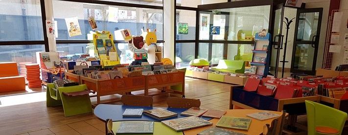 Médiathèque Baziège photo 2